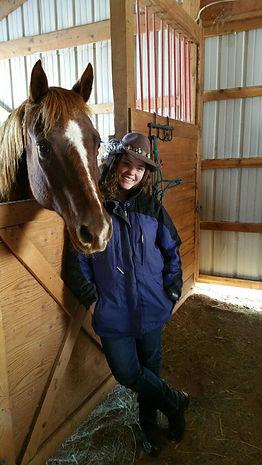 Dakota Getrouw - Horse Power