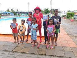 La Luz teaching at Parima