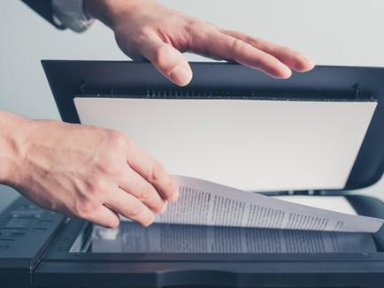 Сканирование документов в Новокосино