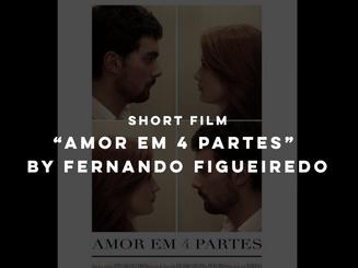 Amor em 4 partes by Fernando Figueiredo