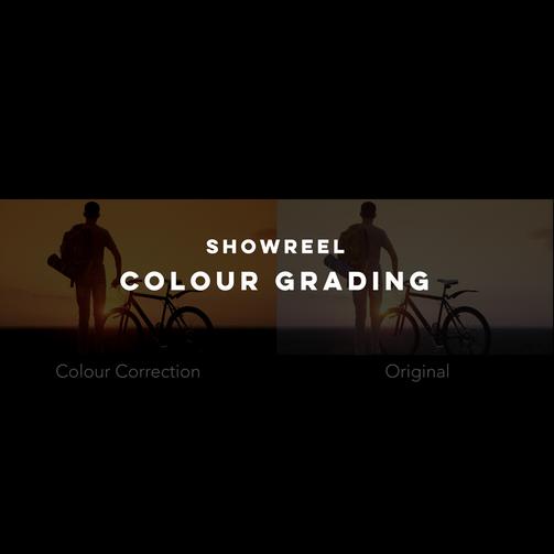 Colour Grading Showreel