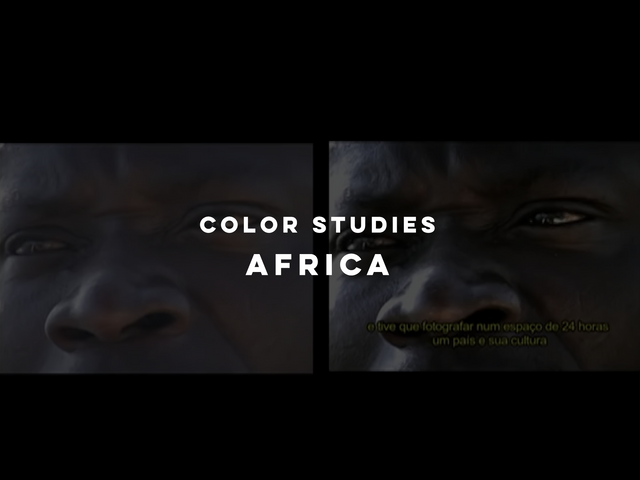 Color Studies - Africa