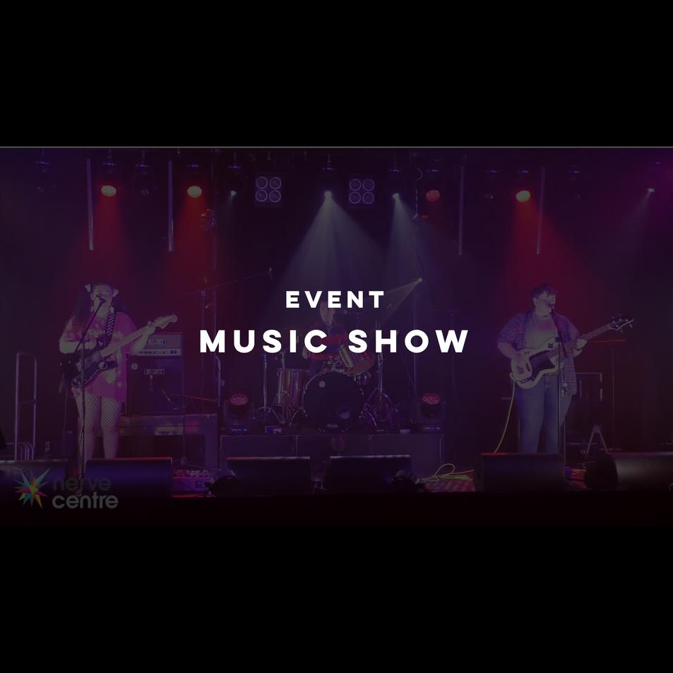 Cherym live at Nerve Centre