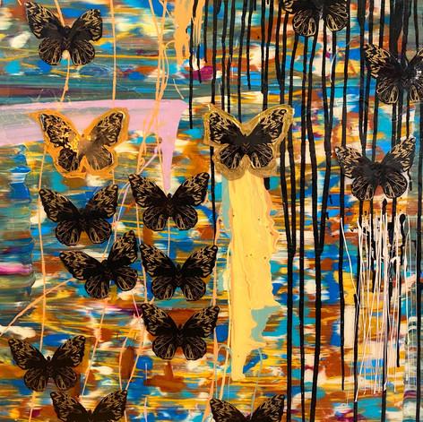 Butterfly Flood Gate