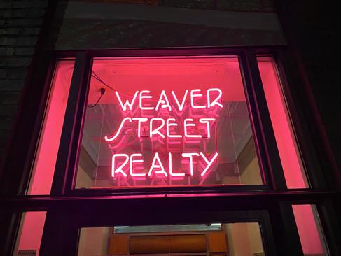 Weaver Street Realty. Carrboro, NC