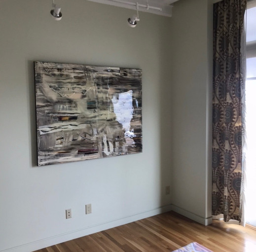 Phil And Nneenna Freelon Penthouse. Durham, NC. Purchased By Duke University... 2nd Floor Of DCRI... Durham, NC