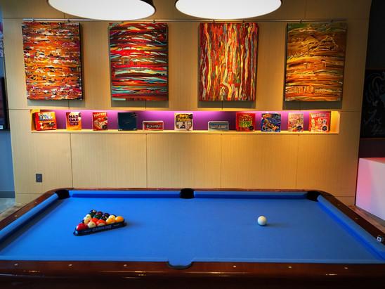 LETS PLAY! Aloft Hotel... Chapel Hill, NC