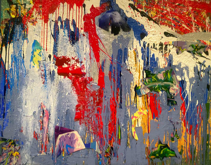 Dreaming of Twombly
