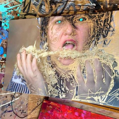 Erika Libero; Noodle Zombie