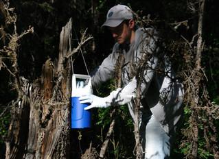 Field Work in Eastern Washington
