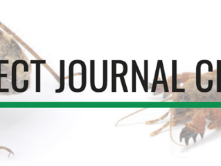 Launching of the Insect Journal Club at Virginia Tech!
