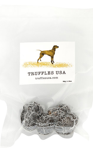 Frozen Black Summer Truffles 3.5oz (100g)