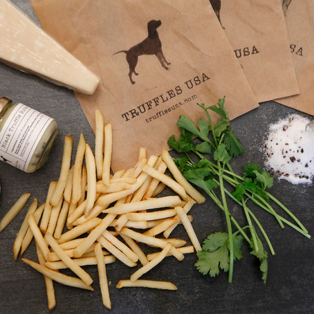 Truffle Fries Recipe