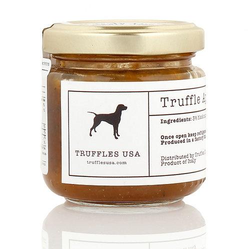 Truffle Apricot Jam 3.5oz (100g)
