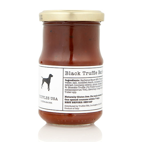 Black Truffle Barbecue Sauce 200g (7oz)