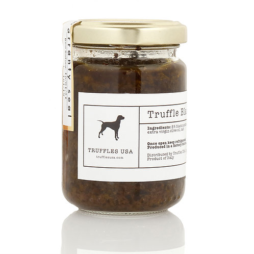 Truffle Black Olive Pate' 4.5oz (130g)