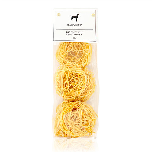 Black Truffle Egg Pasta Nest 250g (8.8oz)