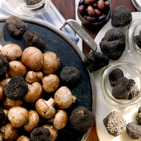 Homemade Truffle Sauce