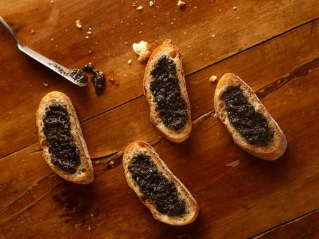 Truffle Sauce Bruschette Recipe