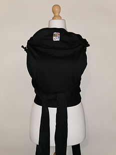 little munchkins midi BD stretchy Black.