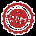 Brandschutz zertifizert