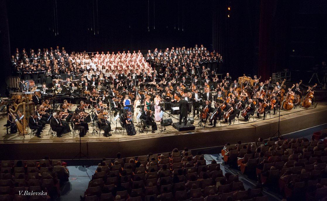 Gustav Mahler Sinfonie Nr. 8