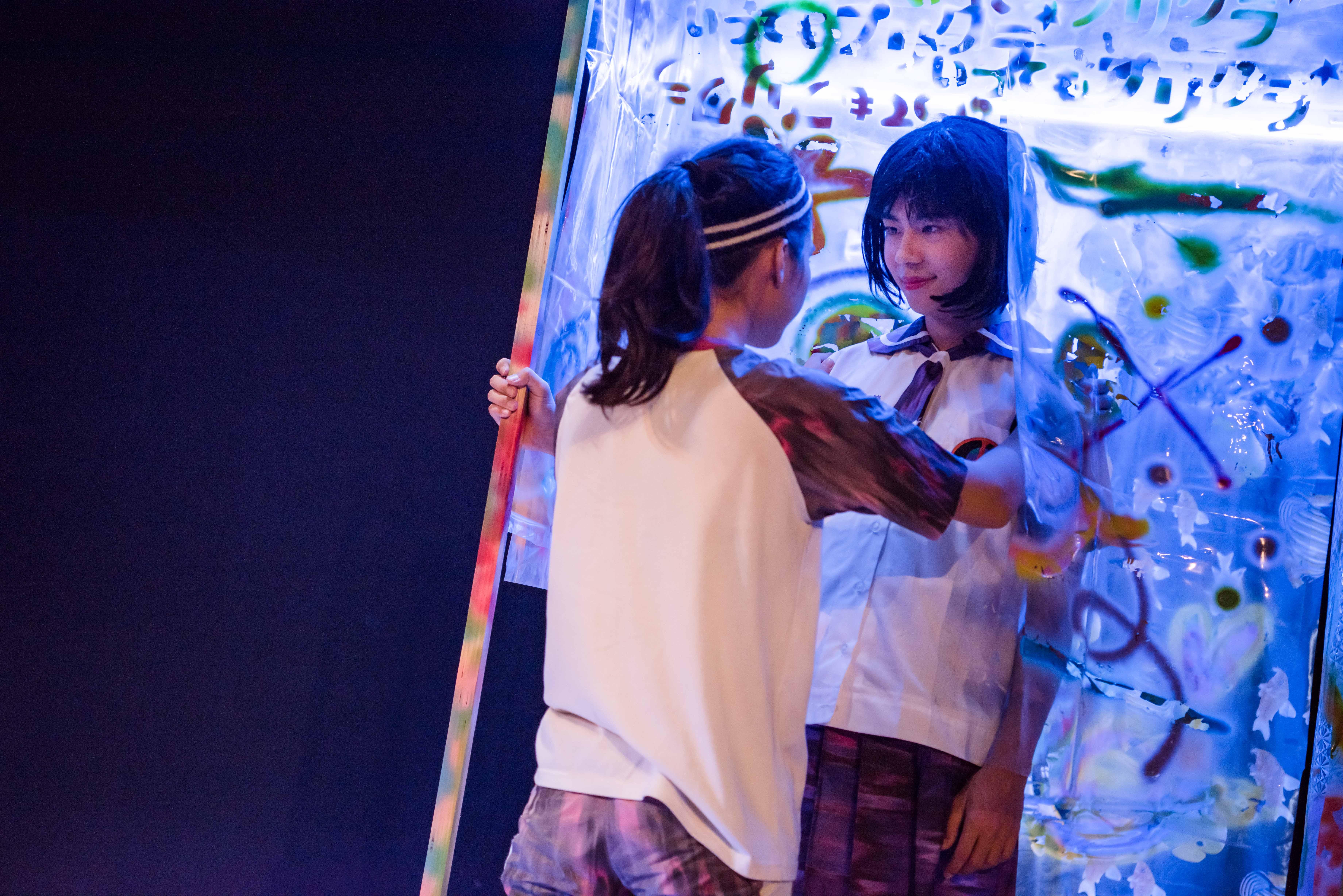 2017臺北藝穗節 追困實驗室x手放開工作團隊《冥王星》