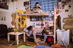2017臺北藝穗節 葛多藝術會《四碌葛之男生宿舍Male Dormito