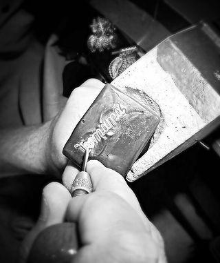 bijoux réalisés à la main personnalisés