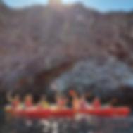 Hoy aventura en Cabo Tiñoso._._._._._._.