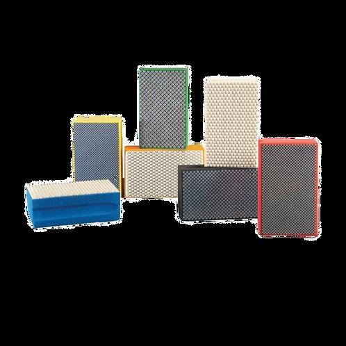 Electroplated Diamond Hand Sanding Pad