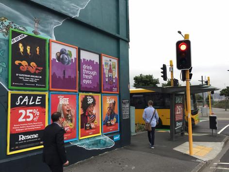 #458 - Corner Chaffers & Cable Street (M