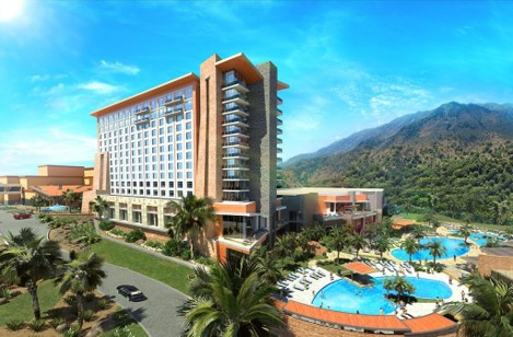 Sycuan Casion & Hotel Expansion