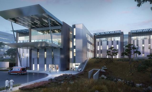 UCSD Outpatient Pavilion