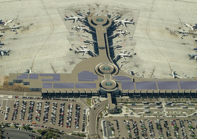 San Diego Airport Phase 1