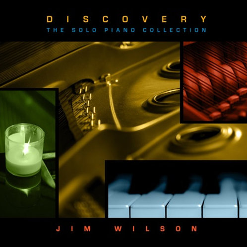 Discovery: The Solo Piano Collection