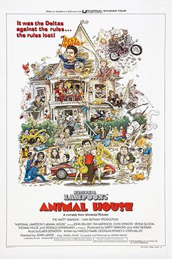 Song: Animal House Theme