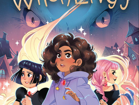 Witchlings: Cover Reveal!