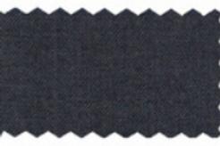 BertAz - Wool & Silk Blend -  Solid Gray