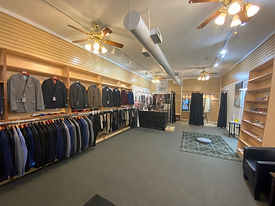 tailor shop in palmyra, ny that does wedding alterations, pant hemming, bridal gown alerations, suit alterations, dry cleaning, suit rentals, and tuxedo rentals.