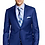 Thumbnail: 100% Wool 140s Suit - French Blue