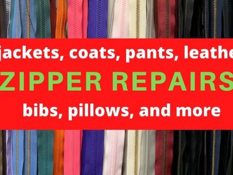 Why You Should Get a New Zipper Instead of a New Coat