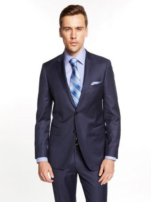 BertAz - Wool & Silk Blend - French Blue