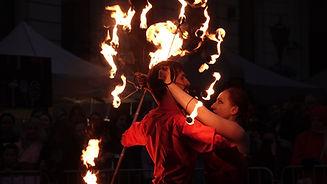 Romantisks uguns šovs - Studio Fotia - Talin