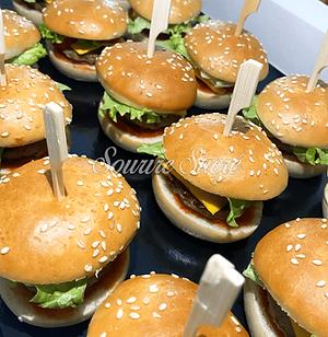 burgers - burger - mini burger - buffet
