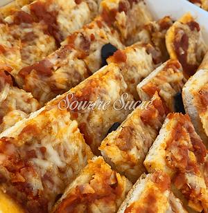 pizza - buffet roussillon - buffet trait