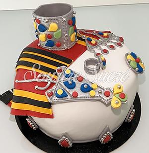 gateau kabyle - gâteau kabylie- gateau anniversaire - gateau anniversaire kabyle - gateau