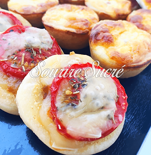 tarte tomate - traiteur rousillon - buffet roussillon - buffet traiteur - traiteur roussil