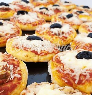 traiteur roussillon - mini pizza - buffe