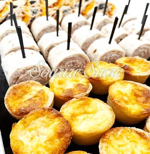 mini quiche - mini roulé - buffet roussillon - buffet traiteur - traiteur roussillon - bo